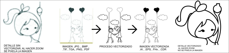 vectorización